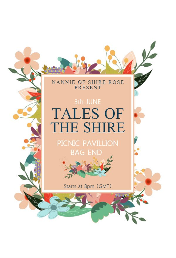 Tales of the Shire night @ The Hill